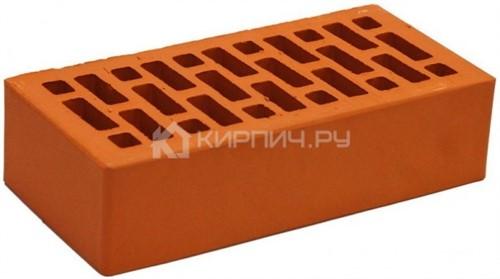 Кирпич для фасада красный одинарный гладкий М-150 НЗКМ в