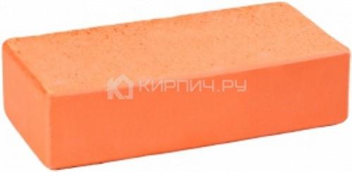 Кирпич облицовочный красный одинарный гладкий полнотелый М-300 ГКЗ