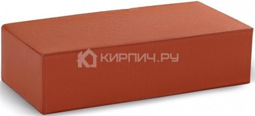 Кирпич М-300 красный одинарный гладкий полнотелый КС-Керамик