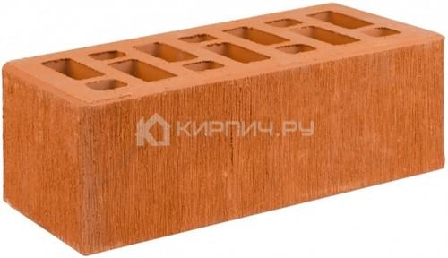Кирпич  М-150 красный полуторный бархат СтОскол