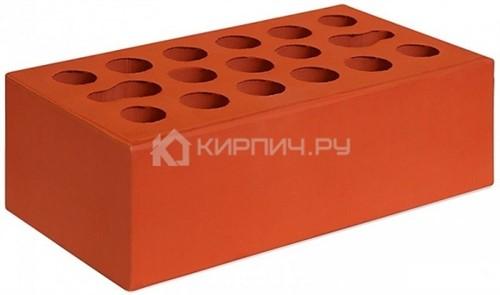 Кирпич  М-150 красный полуторный гладкий Керма в
