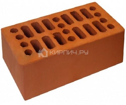 Кирпич для фасада красный полуторный гладкий М-150 Кострома
