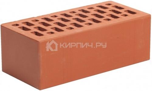Кирпич красный полуторный гладкий М-150 Магма