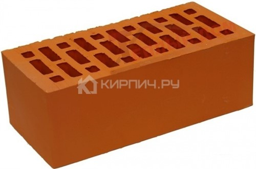 Кирпич НЗКМ красный полуторный гладкий М-150 в
