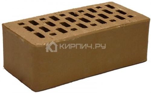 Кирпич  М-150 мокко полуторный гладкий Терекс