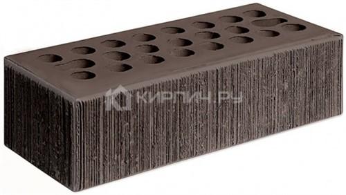 Кирпич для фасада шоколад евро бархат М-150 Керма