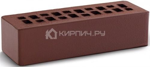Кирпич евро размер шоколад гладкий М-150 КС-Керамик