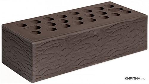 Кирпич  М-150 шоколад евро рустик Керма