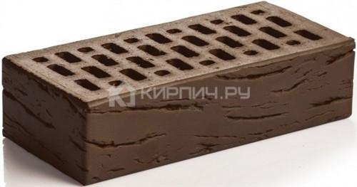 Кирпич одинарный шоколад Антик М-150 Магма