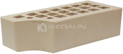 Кирпич одинарный слоновая кость КФ-1 гладкий М-175 ЖКЗ