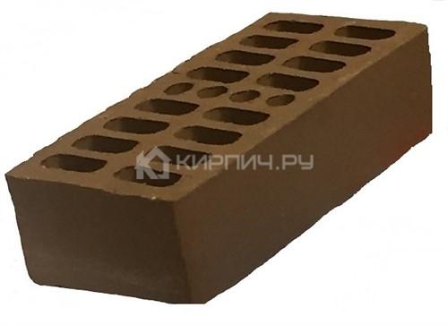 Кирпич  М-150 темный шоколад одинарный гладкий Кострома