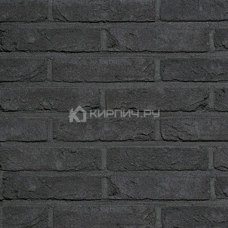 Кирпич Wienerberger AGORA GRAFIETZWART ручная формовка 210х100х65 в