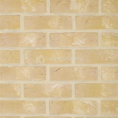 Кирпич для фасада Terca (Wienerberger) OAKINGTON BUFF ручная формовка 215х102х65