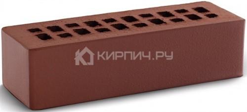 Кирпич  М-150 терракот евро гладкий КС-Керамик в