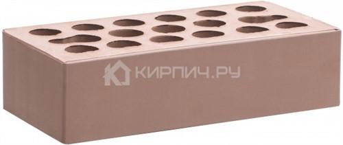 Кирпич одинарный терракот гладкий М-150 Керма