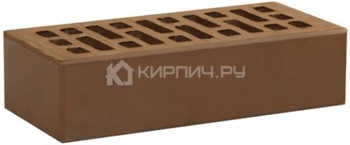 Кирпич Воротынский терракот одинарный гладкий М-150 УС