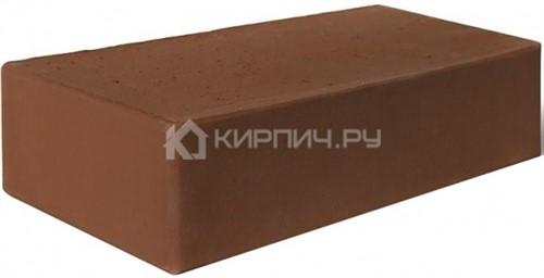 Кирпич одинарный терракот гладкий полнотелый М-300 ГКЗ