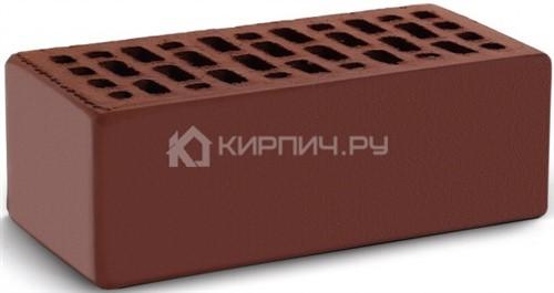 Кирпич  М-150 терракот полуторный гладкий КС-Керамик