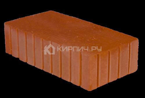 Кирпич строительный полнотелый одинарный М-125 рифленый Алексин в