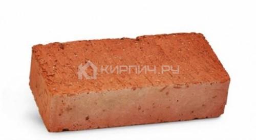 Кирпич керамический полнотелый одинарный М-150 гладкий Болохово в