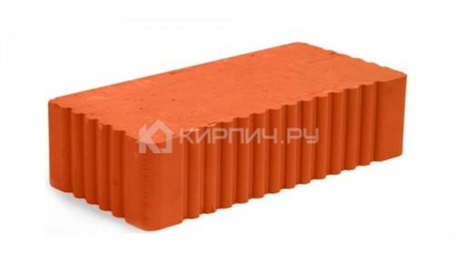 Кирпич строительный полнотелый одинарный М-150 рифленый Мстера в