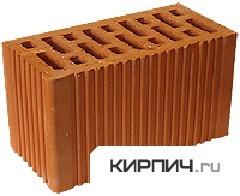 Кирпич керамический щелевой двойной М-150 рифленый Богородск в