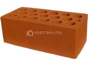 Кирпич строительный щелевой полуторный М-150 гладкий Каширский кирпич в
