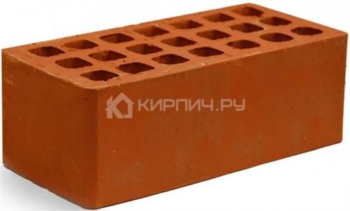 Кирпич щелевой полуторный М-150 гладкий Михневская керамика в