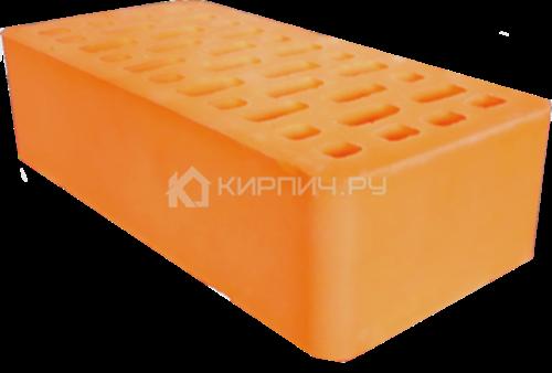 Кирпич керамический щелевой полуторный М-150 гладкий Римкер в