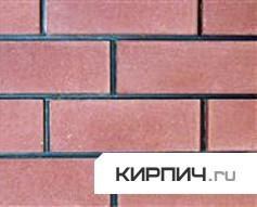 Силикатный кирпич розовый одинарный КЗСК