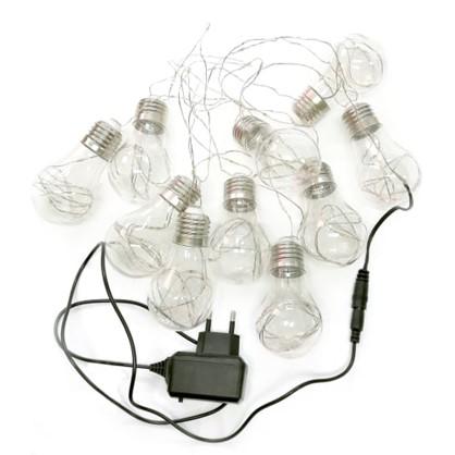 Светодиодная гирлянда Лампочки для дома 100 ламп 3 м в