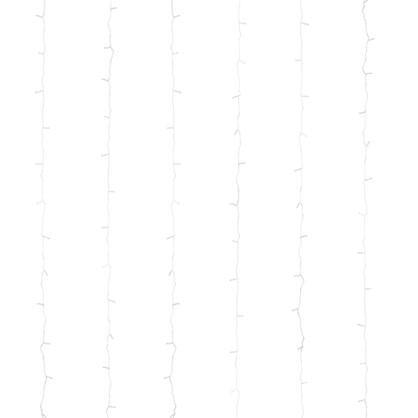 Светодиодная гирлянда Занавес для дома 240 ламп 3x2 м цвет жёлтый в