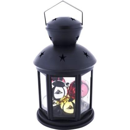 Фонарь Uniel ULD-L1220 12x20 см регулируемый свет цвет чёрный в