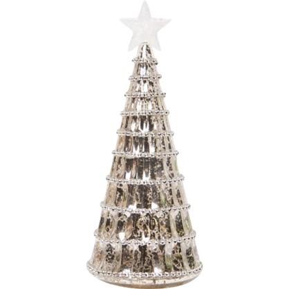 Новогоднее украшение светодиодное Ёлочка 9х22х9 см в