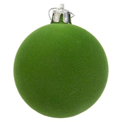 Шар Елочный 6 См Цвет Зеленый в
