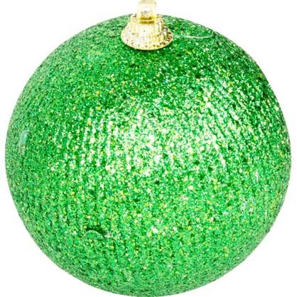 Шар Елочный 8 См Цвет Зеленый в