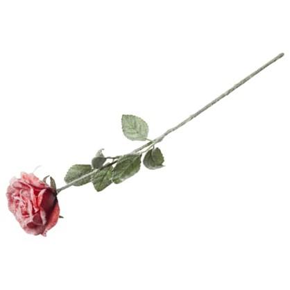 Украшение Декоративное Роза Снежная в