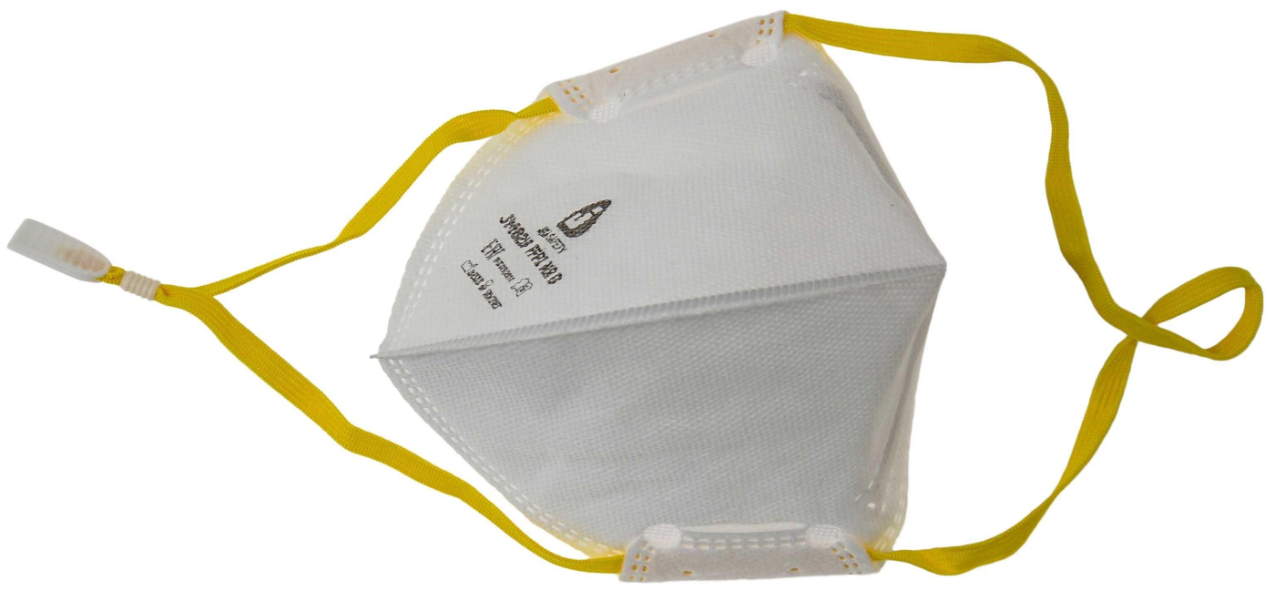 Респиратор одноразовый Jeta Safety JM8210 FFP1 NR D складной